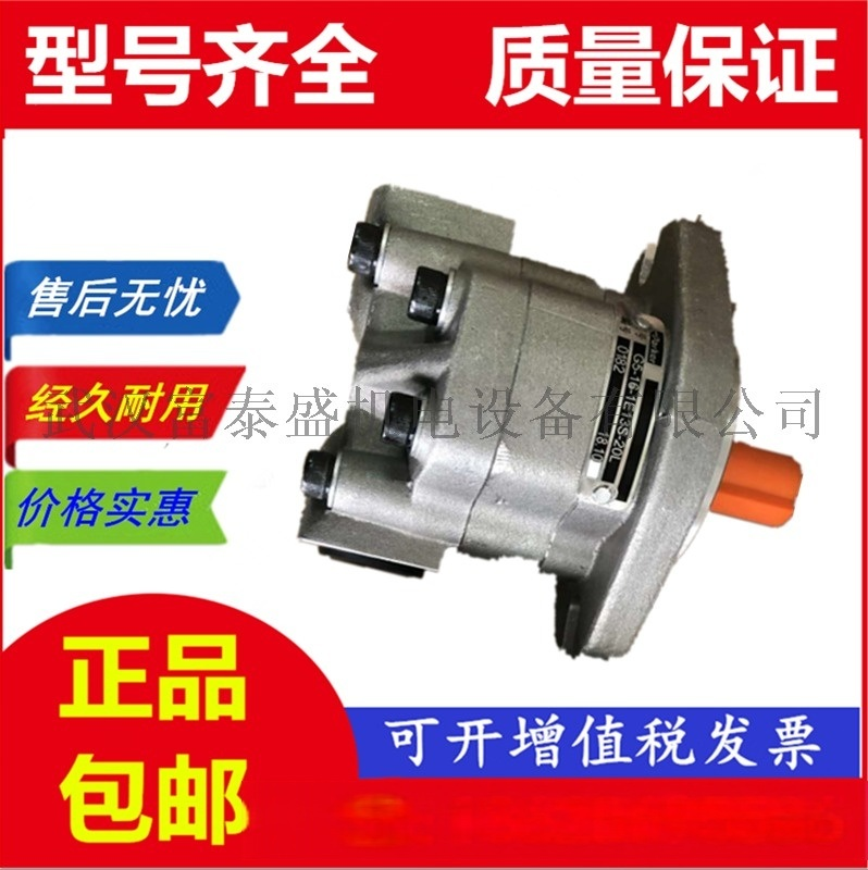 液壓齒輪泵GPC4-40-B6F3-G5-16-16-F-L