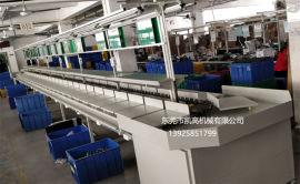 深圳台车生产线 台车装配线