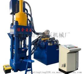 专业制造金属屑压块机,铜屑压块机SBJ-250