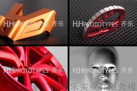 铝合金/钛合金/铜等CNC金属表面处理