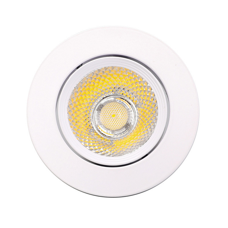 LED筒燈安裝 開孔射燈 直銷嵌入式天花燈