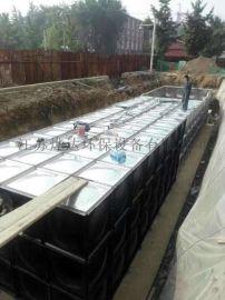 装配式箱泵一体化消防给水泵站泄压阀功能