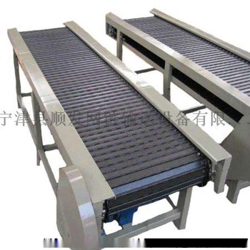不鏽鋼提升傳送鏈板