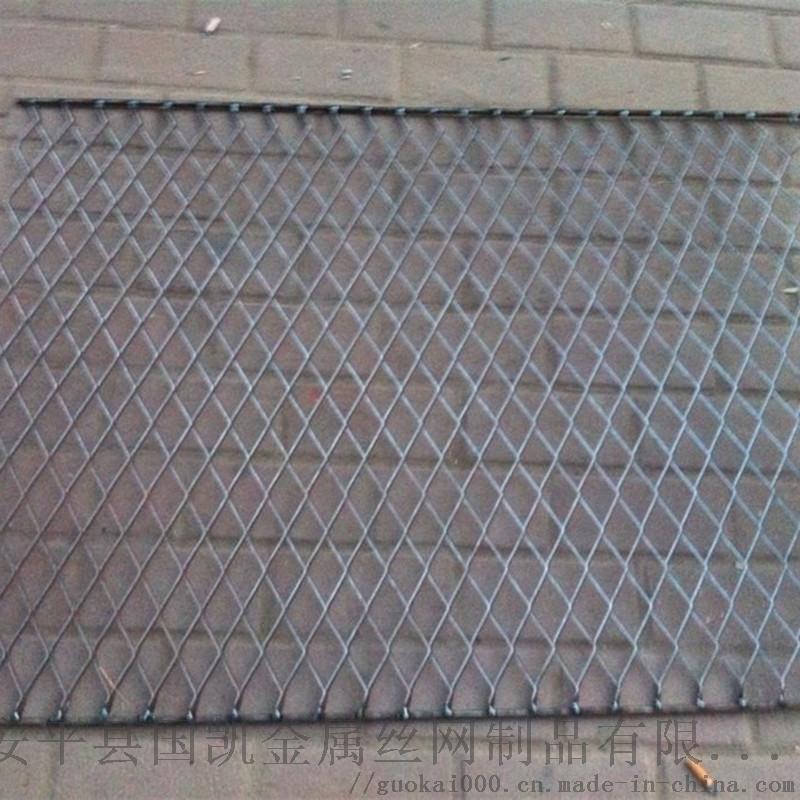 安平建築鋼芭網片 菱形腳手架鋼芭片 廠家直銷