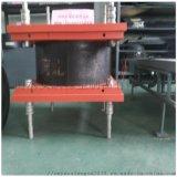 高阻尼橡胶支座 打孔橡胶支座 ,防滑橡胶垫块