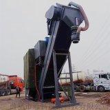 自动卸灰机 江苏货站粉煤灰卸集装箱设备 无尘卸车机