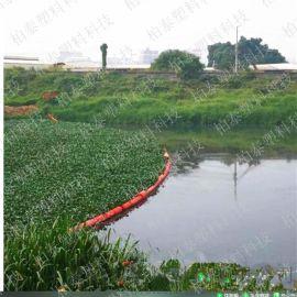 环绕海洋水面定位捞杂物器拦污洁面垃圾浮筒