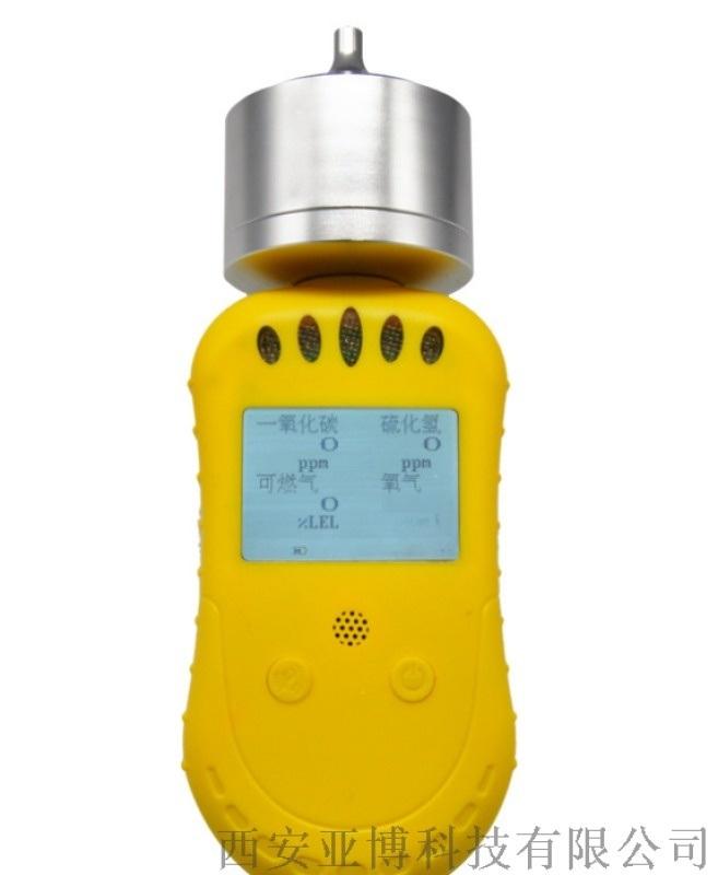 西安供應泵吸式氣體檢測儀13772162470