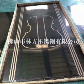 专业定制 电梯装饰 不锈钢蚀刻板 彩色镜面蚀刻板