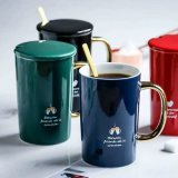 合肥商务礼品马克杯广告杯咖啡杯定做印logo