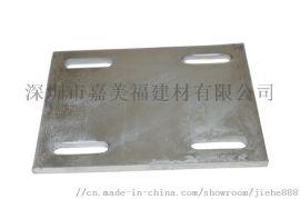 冷镀锌幕墙钢板8x200铁板厂家深圳定制