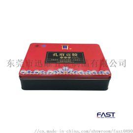 阿胶包装铁盒,零食铁罐包装