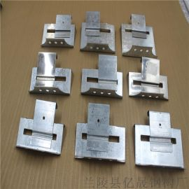 定安-470彩钢瓦屋面固定支架扣件规格齐全