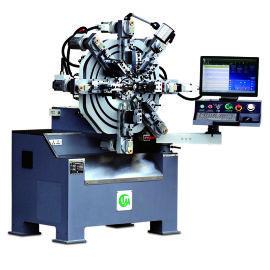 自动弹簧机无凸轮电脑线材成型机生产厂家