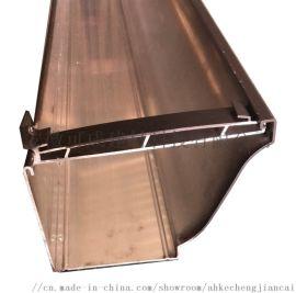 天津滨海金属檐沟方形雨水管