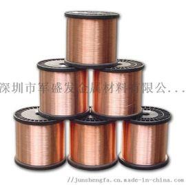C1720铍青铜带 铍铜箔 高硬度铍铜板 铍铜线
