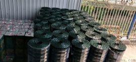 厂家直销荷兰网波浪网 养殖临时围栏网铁丝网护栏浸塑绿色加工