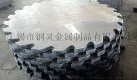 45钢零割下料数控切割钢板切割加工