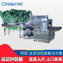蔬菜包装设备枕式包装机械叶枕式包装机械食品包装机