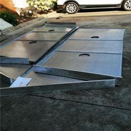 礼堂大厅吊顶三角形铝单板 五角形金属造型铝单板定制