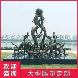 成都大型玻璃钢雕塑厂家