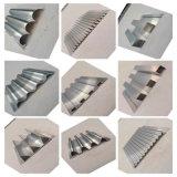 養生館造型波浪鋁長城板 不規則凹凸鋁長城板構造特點