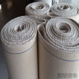 环形无缝帆布输送带 全棉输送带