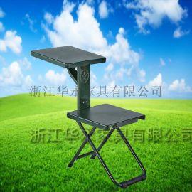 多功能折疊桌野戰會議桌制式辦公桌折疊電腦桌
