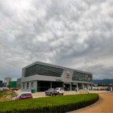 廣汽豐田4S店外牆鋁板 豐田4S店門頭造型鋁單板