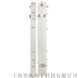 X5L张力式电子围栏,铝合金不锈钢材质