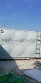 图集WXB地上箱泵一体化保温不锈钢消防水箱