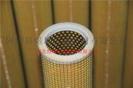 厂家供应玻璃纤维精密过滤器滤芯 油气分离滤筒