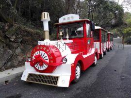 四川燃油观光小火车 无轨观光小火车 景区观光小火车
