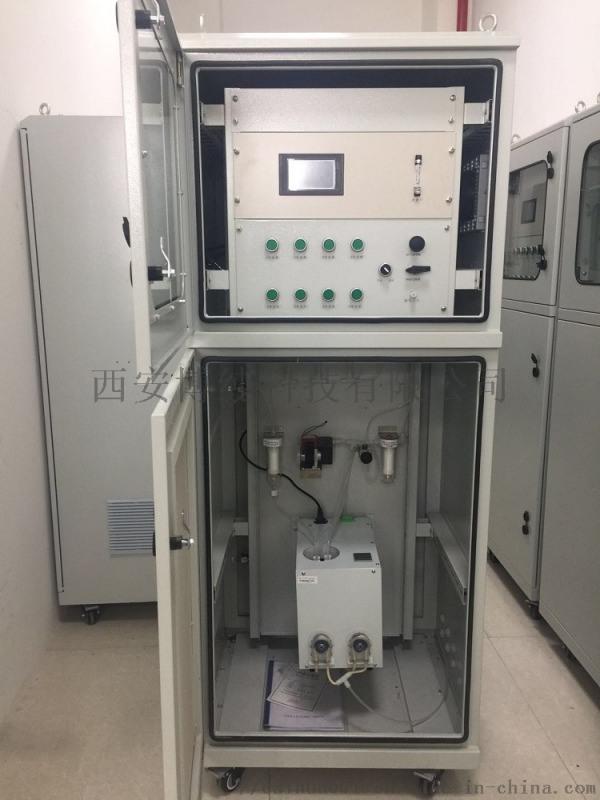 轉爐鍊鋼轉爐  O2在線監測系統