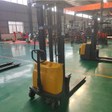 電動堆高車 倉庫搬運升高車 充電式堆垛機 堆高車