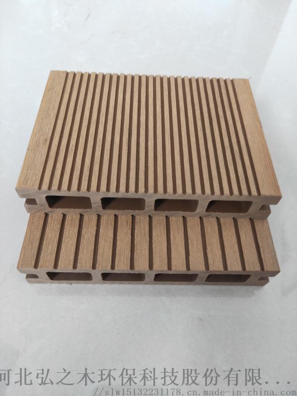 山西大同木塑景观地板厂家 朔州公园木塑地板