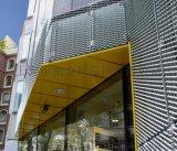 上海申衡加工定制幕墙吊顶拉伸铝板网厂家