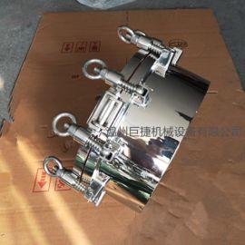 不锈钢耐压人孔-YAA压力型人孔、圆形耐压人孔
