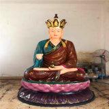銅貼金銅雕地藏王菩薩廠家,溫州鑄銅地藏王佛像定做