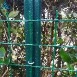 圈地绿色铁丝网/果园PVC围栏