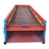 制砂生产线沙子分离筛选机矿用石料振动筛