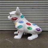 廣州玻璃鋼卡通彩繪熊雕塑、玻璃鋼卡通動物雕塑