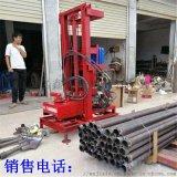 柴油液壓民用打井機鑽井機 100米鑽井機挖井機
