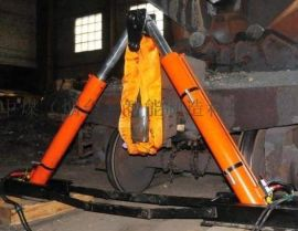 山東中煤YFG型液壓系列復軌器  廠家直銷