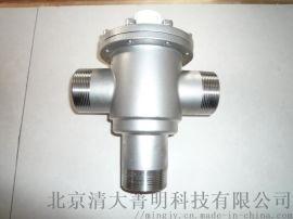 不锈钢自动恒温阀 混水阀温控阀