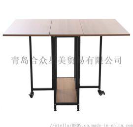 餐桌 可伸缩餐桌 蝴蝶桌 扩张桌 折叠餐桌