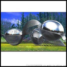 中雅园林不锈钢雕塑 园林雕塑 不锈钢园林雕塑