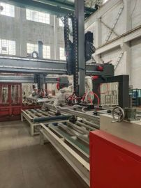 新款自动化复合挤塑板加工生产线