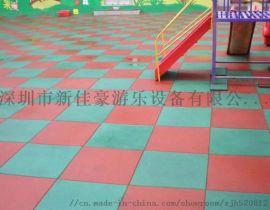 深圳安全地胶/现浇EPDM/橡胶颗粒地垫厂家