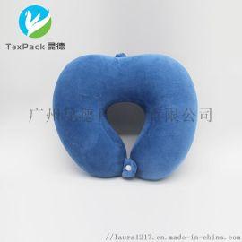 记忆棉u型枕旅行枕头午睡颈椎护颈枕